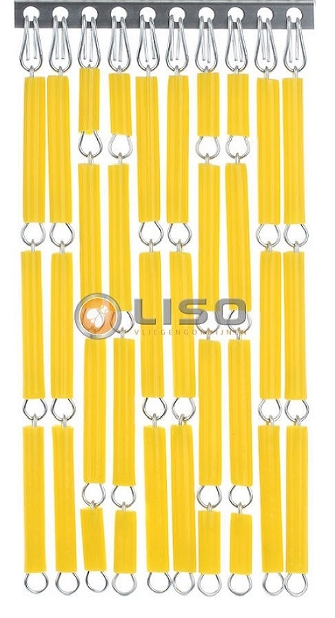 Liso ® Vliegengordijnen | Geel