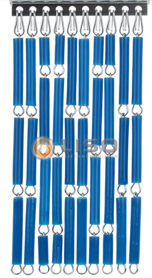 Liso ® Vliegengordijnen | Blauw