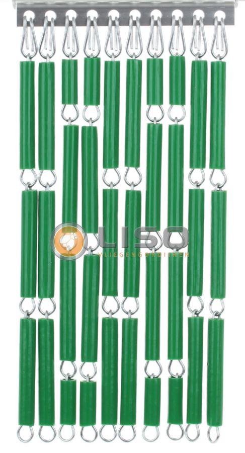 Liso ® Vliegengordijnen | Groen