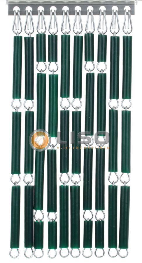 Liso ® Vliegengordijnen | Donker Groen