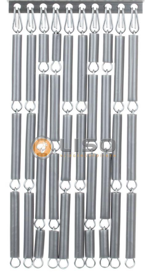 Liso ® Vliegengordijnen | Zilver