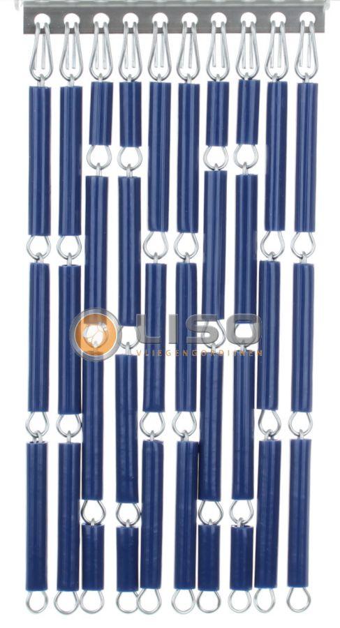 Liso ® Vliegengordijnen | Donker Blauw