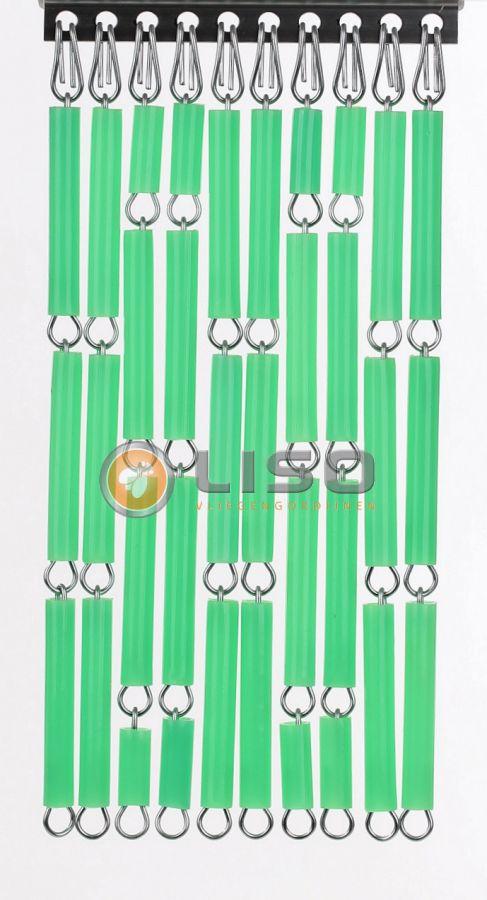 Liso ® Vliegengordijnen | Signaal Groen