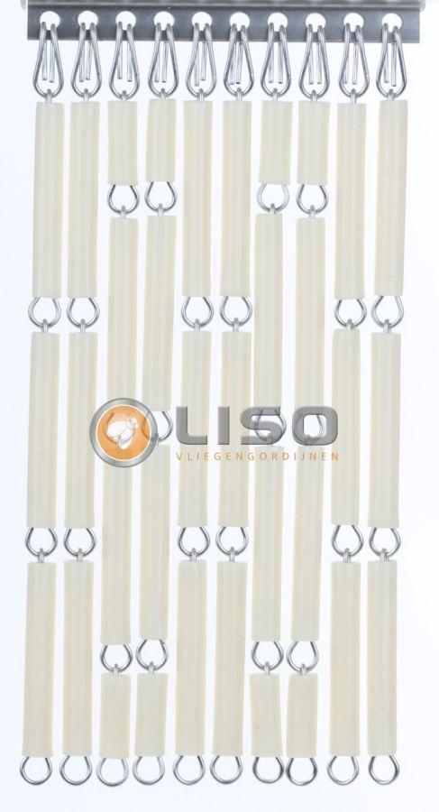 Liso ® Vliegengordijnen | Creme