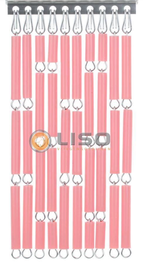 Liso ® Vliegengordijnen | Roze